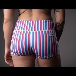 NEW DNDL X Fleo Riki small shorts